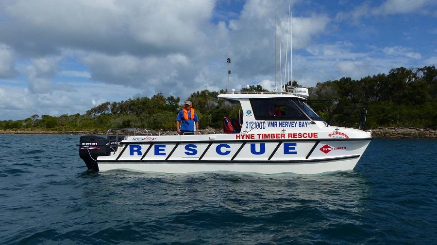 Hervey Bay RSL Rescue